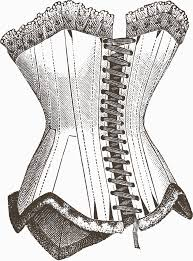 Old Corset Pattern